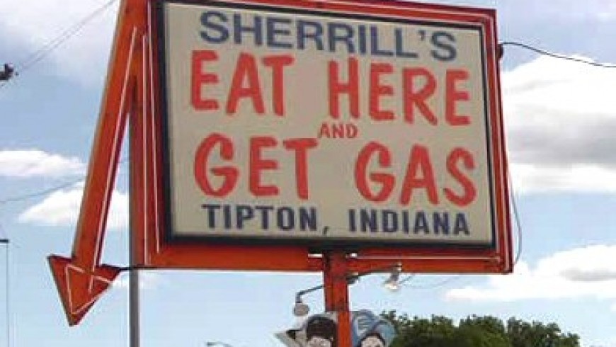 10 Very Funny Restaurant Signs