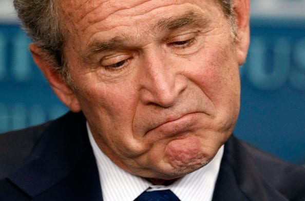 President Bush Bloopers He Never Lets Us Down Online Editing And