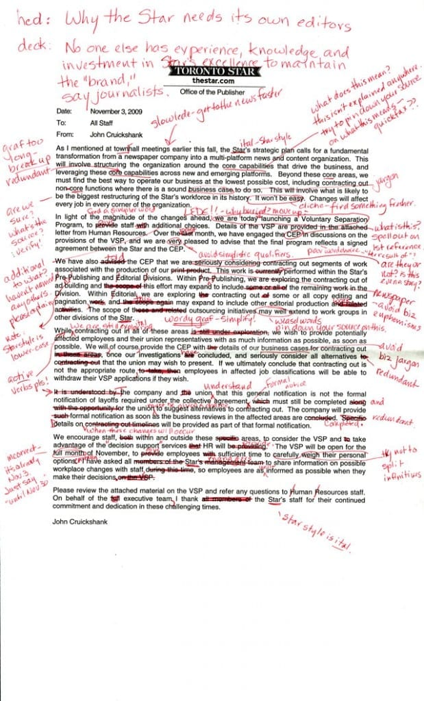 Editor Cover Letter, Example, Sample, Editorial, Newspaper