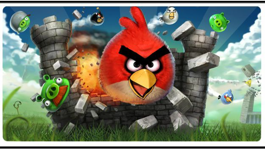 5 Things Angry Birds can Teach You About Writing English Well