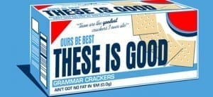 Box Reads: These is Good