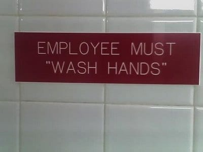 The blog of unnecessary quotation marks
