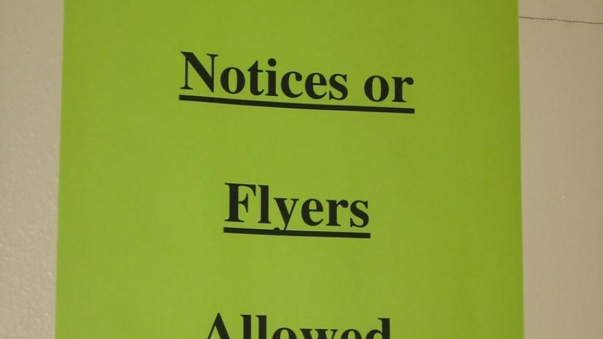 12 Smart-ass Responses to Dumb-ass Flyers