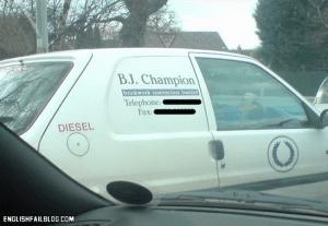 Reads: B.J. Champion
