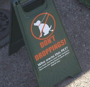 Bad Dog Sign Pictures