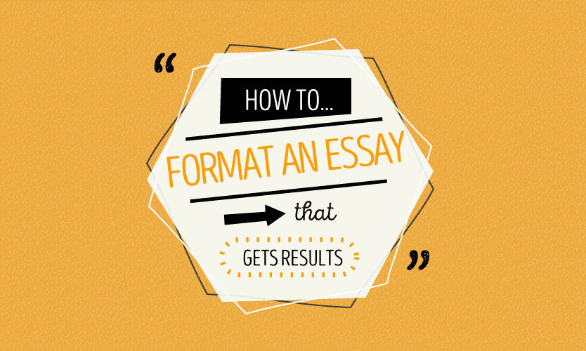 How to format an essay blog title image