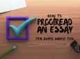 How to Proofread an Essay: The Ultimate Guide for 2018