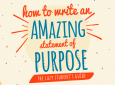 The Lazy Student's Guide to Statement of Purpose Formatting