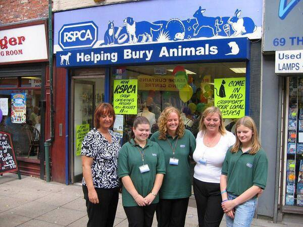 Burying people's animals in bury