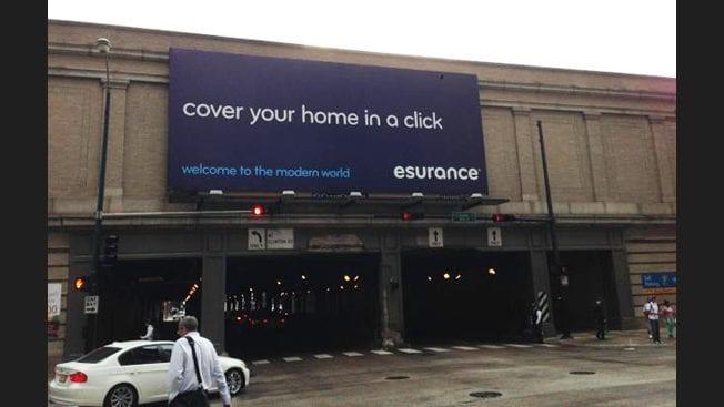 esurance advertising fail