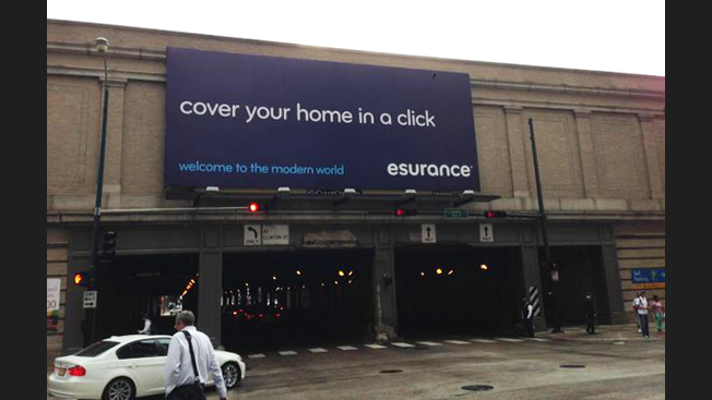 esurance advertising fail
