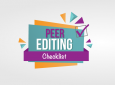 How to Peer Edit an Essay: Free Peer Editing Checklist